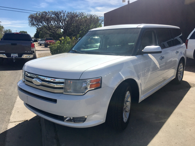 2011 ford flex sel 4dr crossover in yuma az curiel 39 s. Black Bedroom Furniture Sets. Home Design Ideas