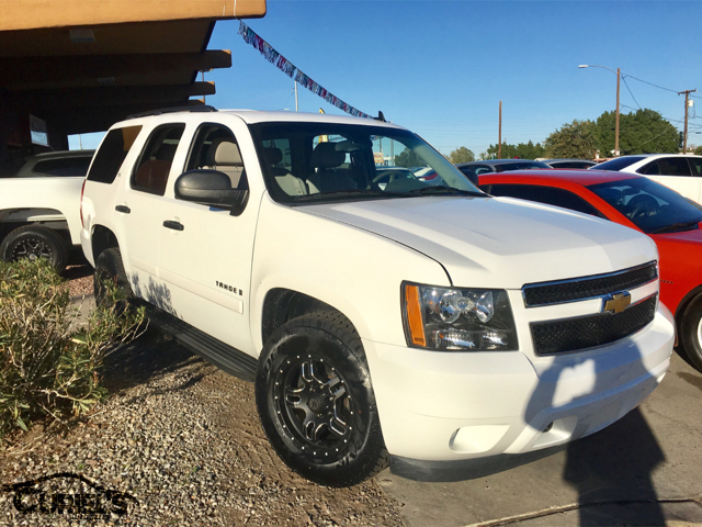 2009 chevrolet tahoe ls 4x2 4dr suv in yuma az curiel 39 s. Black Bedroom Furniture Sets. Home Design Ideas