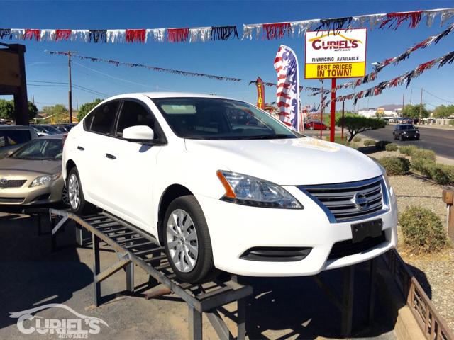 2015 Nissan Sentra S 4dr Sedan 6M In Yuma AZ