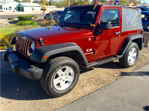 Jeep Wrangler For Sale Yuma Az