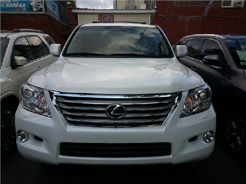 2011 Lexus LX 570 for sale in Brooklyn NY