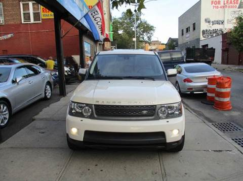 2010 Land Rover Range Rover Sport for sale in Brooklyn, NY