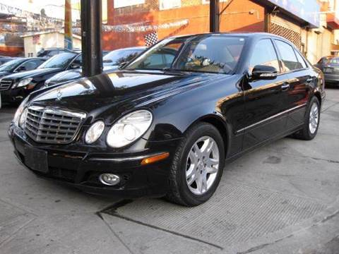 2007 Mercedes-Benz E-Class for sale in Brooklyn NY