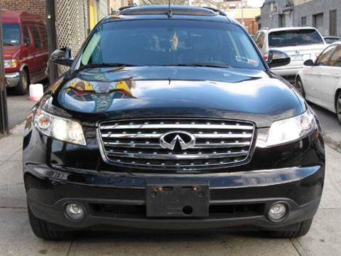2005 infiniti fx35 for sale in louisiana. Black Bedroom Furniture Sets. Home Design Ideas