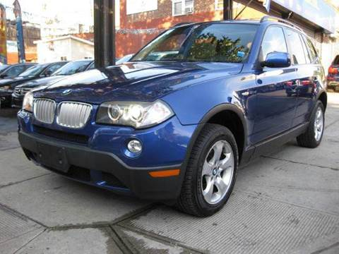 2008 BMW X3 for sale in Brooklyn NY
