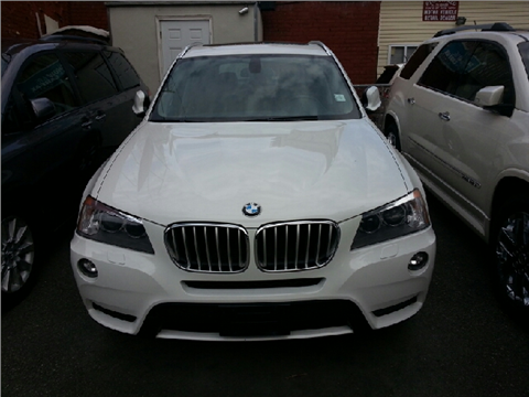 2011 BMW X3 for sale in Brooklyn NY