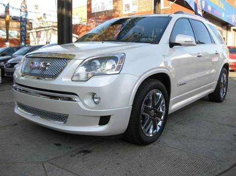 2011 GMC Acadia for sale in Brooklyn NY