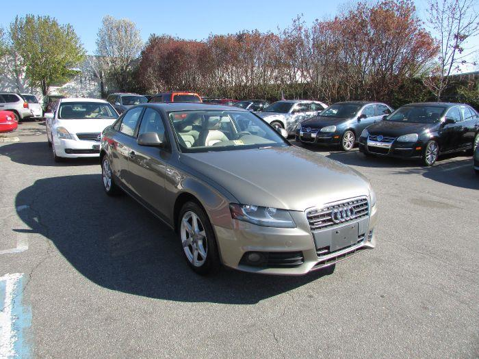 2009 Audi A4 2.0T Prem - Virginia Beach VA