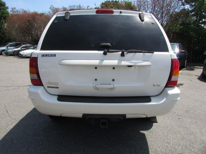 2004 Jeep Grand Cherokee Limited 4WD 4dr SUV - Virginia Beach VA