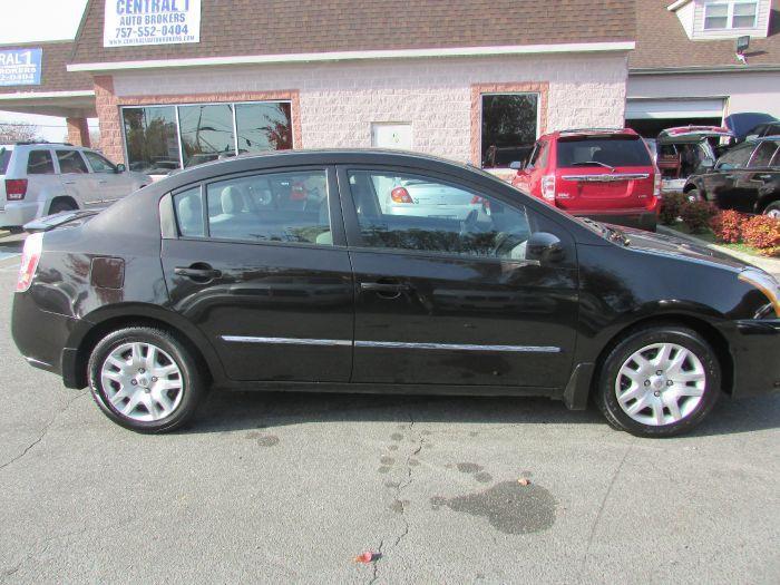 2012 Nissan Sentra 2.0 S 4dr Sedan - Virginia Beach VA