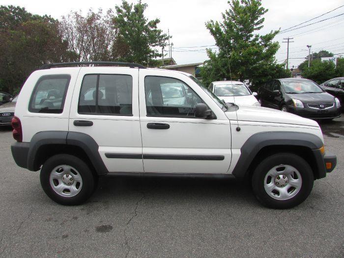 2007 Jeep Liberty Sport 4dr SUV - Virginia Beach VA
