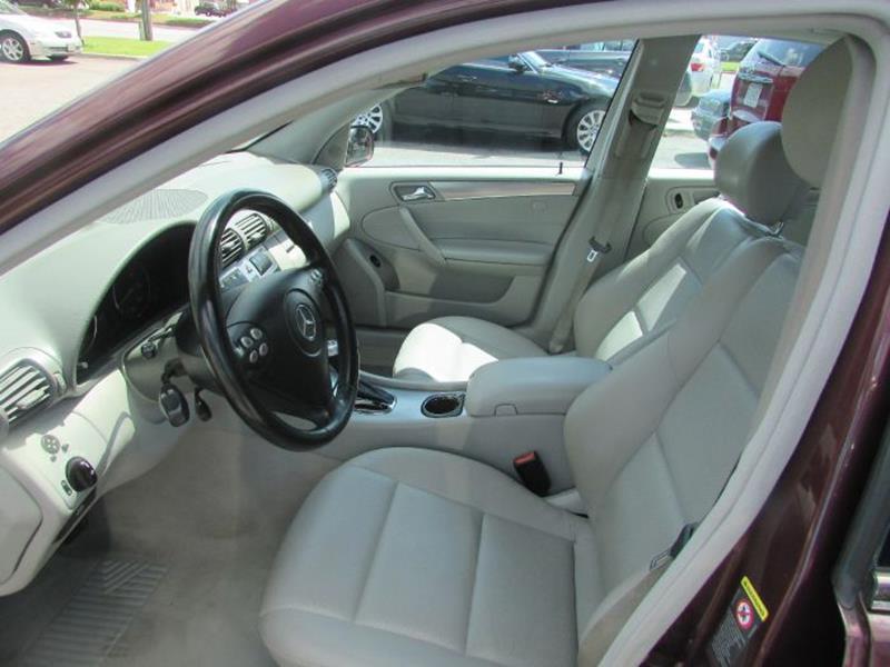 2006 Mercedes-Benz C-Class C230 Sport 4dr Sedan - Virginia Beach VA