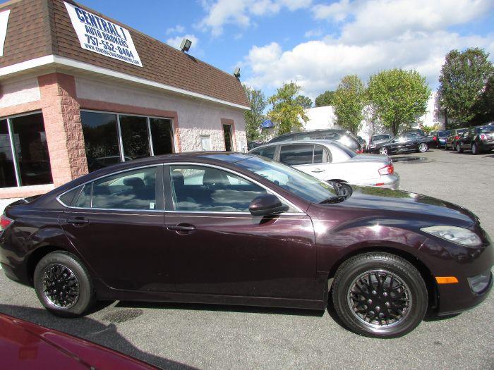 2009 Mazda MAZDA6 i Sport 4dr Sedan 5A - Virginia Beach VA