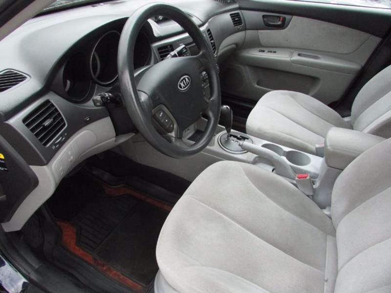2009 Kia Optima LX 4dr Sedan (I4 5A) - Virginia Beach VA