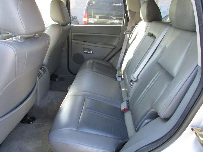 2006 Jeep Grand Cherokee Limited 4dr SUV 4WD w/ Front Side Airbags - Virginia Beach VA