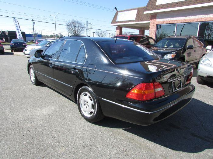 2002 Lexus LS 430 4dr Sedan - Virginia Beach VA