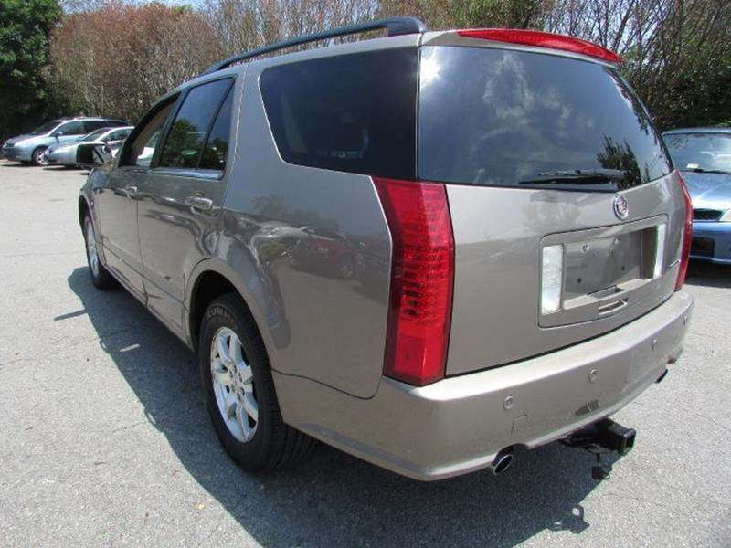 2007 Cadillac SRX  - Virginia Beach VA