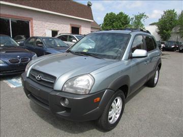 2007 Hyundai Tucson for sale in Virginia Beach, VA