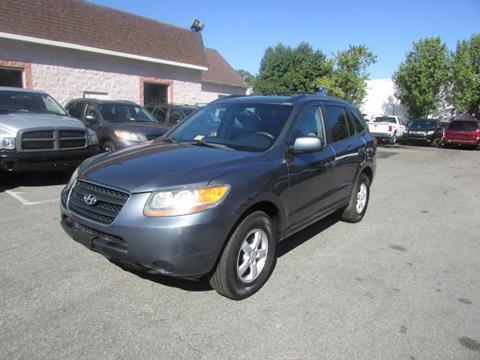 2007 Hyundai Santa Fe for sale in Virginia Beach, VA