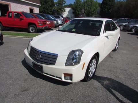 2004 Cadillac CTS for sale in Virginia Beach, VA