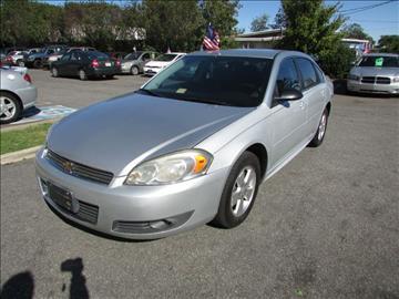 2011 Chevrolet Impala for sale in Virginia Beach, VA