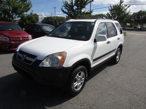 2004 Honda CR-V for sale in Virginia Beach, VA