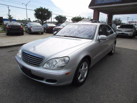 2006 Mercedes-Benz S-Class for sale in Virginia Beach, VA