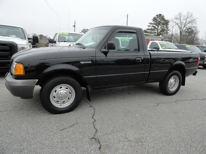 Ford Ranger In Lawrenceville GA Gwinnett Motor Co - 2001 ranger