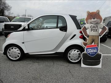 2014 Smart fortwo for sale in Lawrenceville, GA