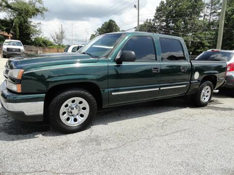 Chevrolet Silverado 1500 For Sale in Lawrenceville GA