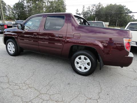 2007 Honda Ridgeline for sale in Lawrenceville, GA