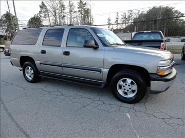 2002 Chevrolet Suburban for sale in Lawrenceville, GA