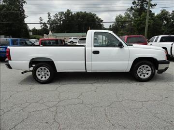 2006 chevrolet silverado 1500 for sale georgia. Black Bedroom Furniture Sets. Home Design Ideas