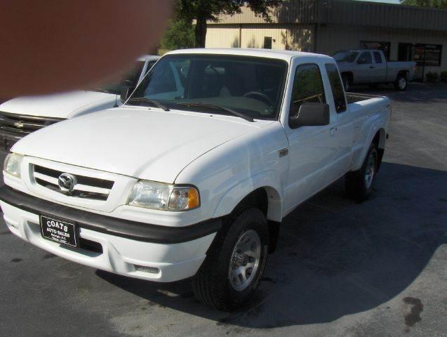 2006 Mazda B-Series Truck