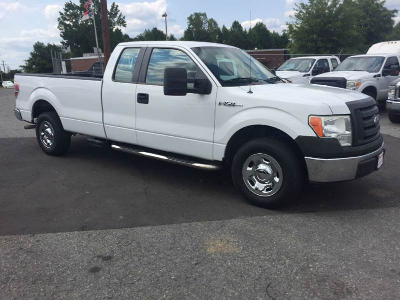 2009 Ford F-150 4x2 XL SuperCab 4dr Styleside 8 ft. LB w/Heavy Duty Payload Package - Charlotte NC