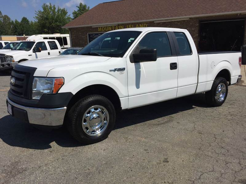 2011 Ford F-150 4x2 XL 4dr SuperCab Styleside 6.5 ft. SB - Charlotte NC