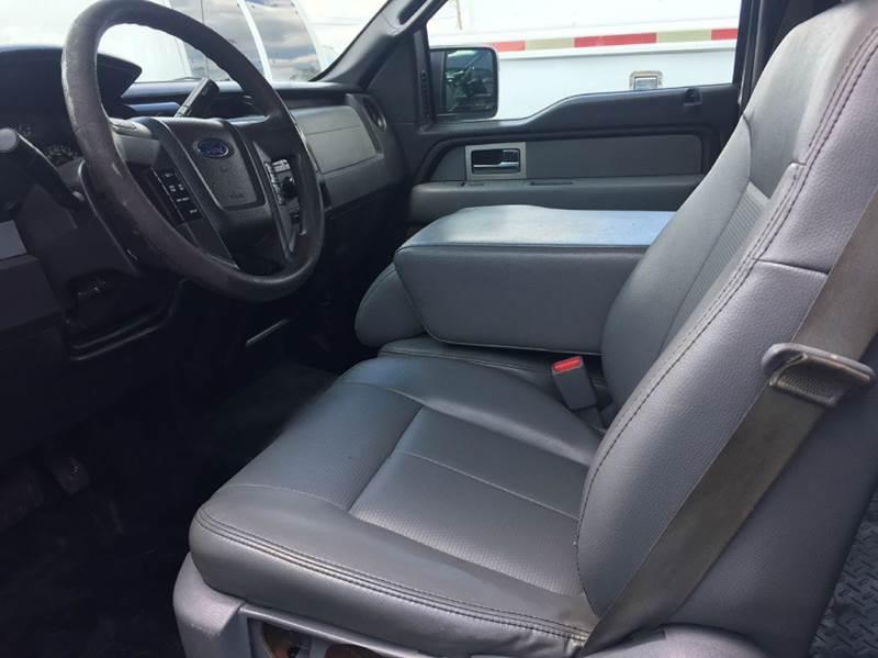 2011 Ford F-150 4x4 XL 4dr SuperCrew Styleside 5.5 ft. SB - Charlotte NC