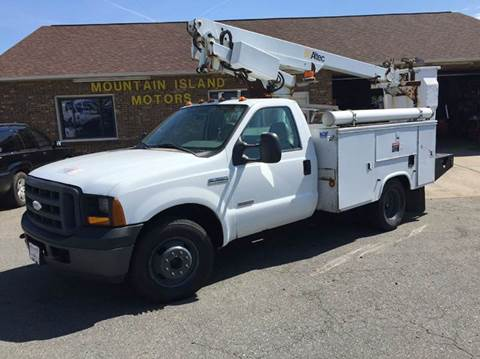 Ford f 350 for sale north carolina for Taylor motor company waynesville nc
