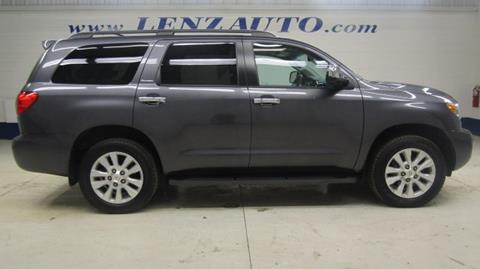 2015 Toyota Sequoia for sale in Fond Du Lac, WI