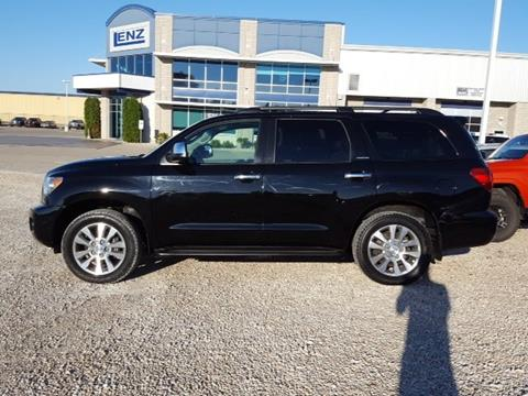 2014 Toyota Sequoia for sale in Fond Du Lac, WI
