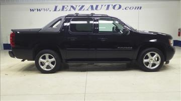 2011 Chevrolet Avalanche for sale in Fond Du Lac, WI