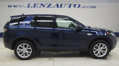 2016 Land Rover Discovery Sport for sale in Fond Du Lac, WI