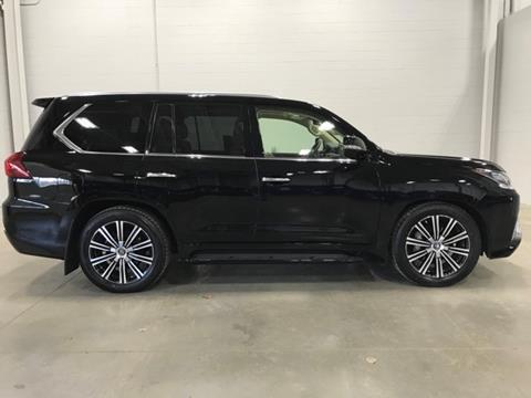 2018 Lexus LX 570 For Sale In Fond Du Lac, WI