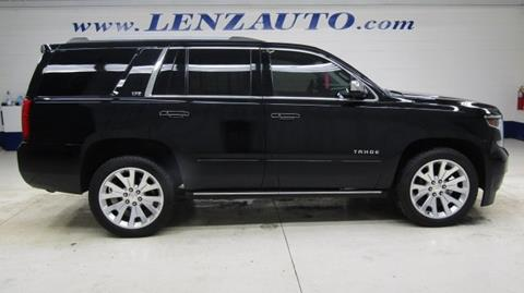 2016 Chevrolet Tahoe for sale in Fond Du Lac, WI