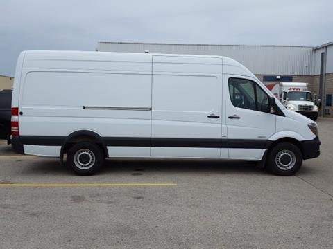2015 Mercedes-Benz Sprinter Cargo for sale in Fond Du Lac, WI