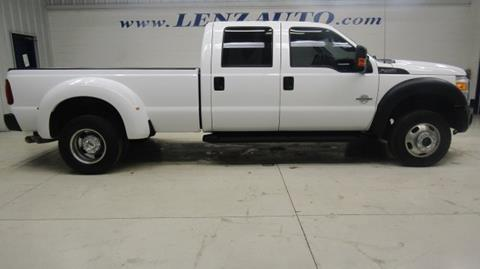 2011 Ford F-450 Super Duty for sale in Fond Du Lac, WI