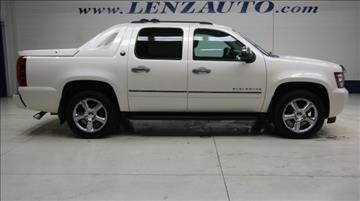 2013 Chevrolet Black Diamond Avalanche for sale in Fond Du Lac, WI