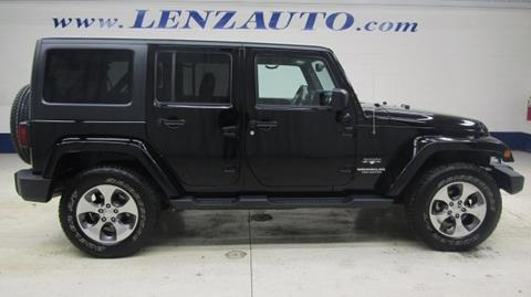 used jeep wrangler unlimited for sale in fond du lac wi. Black Bedroom Furniture Sets. Home Design Ideas