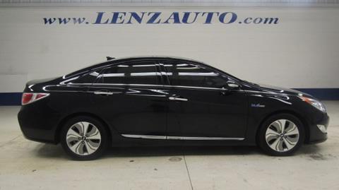 2014 Hyundai Sonata Hybrid for sale in Fond Du Lac, WI