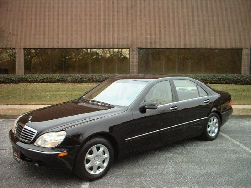 2002 mercedes benz s class s430 4dr sedan in augusta ga for Mercedes benz of augusta ga